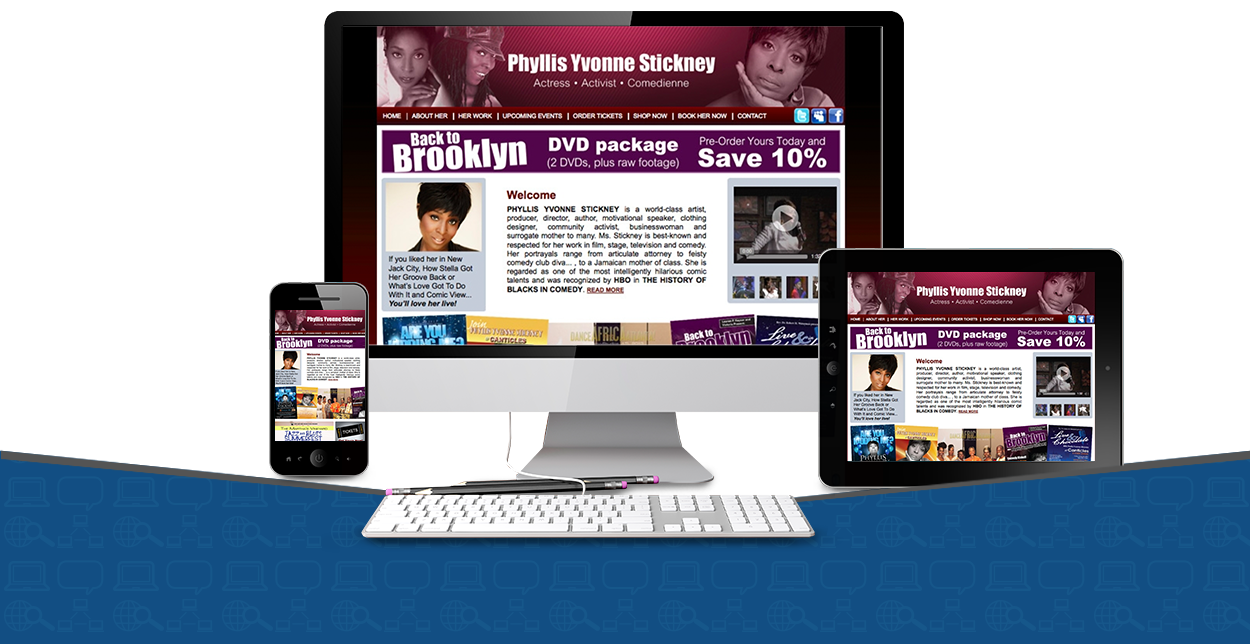 professional website designs prmg web social media