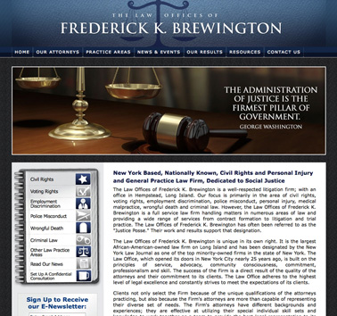 The Law Offices of Frederick K. Brewington