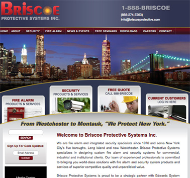 Briscoe Protective Systems Inc.