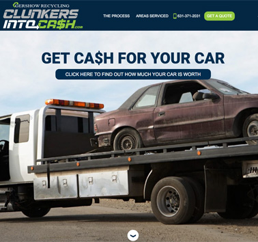 Clunkers Into Cash
