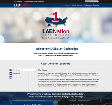 LABNation Dealerships